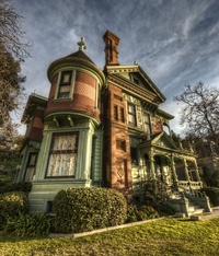 Victorian House by Neil Kremer