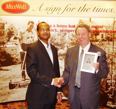 2007 Maxwell Capital Realty Award