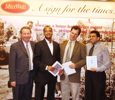 2007 Maxwell Capital Realty Award1
