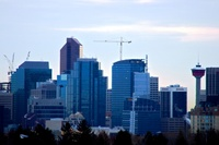 Downtown Calgary by DArcy Norman