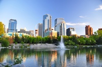 Calgary Donwntown by abdallahh