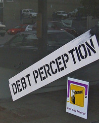 Debt Perception by Morning Glory