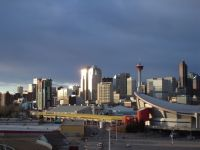 Calgary by Kevin Saff