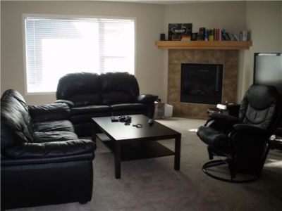100 PANAMOUNT Manor NW Living Room