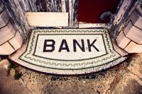 Tile Bank Sign by Chase Lindberg