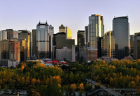 Green Calgary by Wikimedia Commons