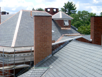 Roof Lines by Groton School