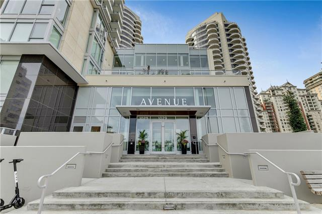 #906 1025 5 AV SW Downtown West End